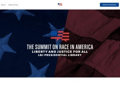 Documenting a Summit on Race in America with Multimedia